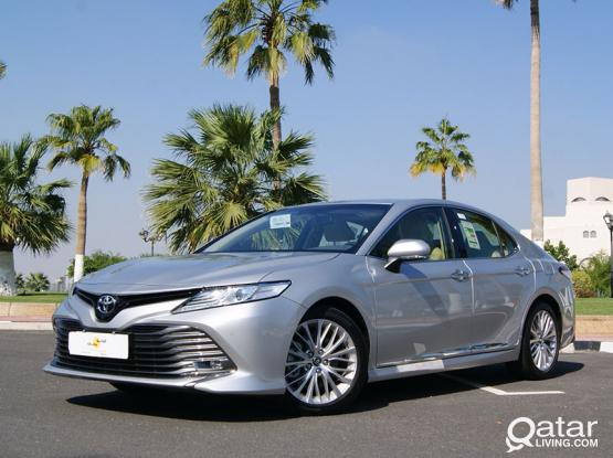 Toyota Camry Limited 2020