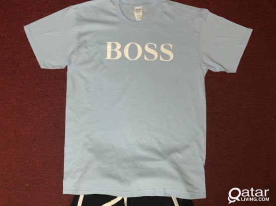 Boss Sport set (Short pants + T shirt)