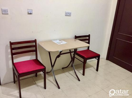 Studio Fully Furnished Family  / Ladies Staff - Hilal