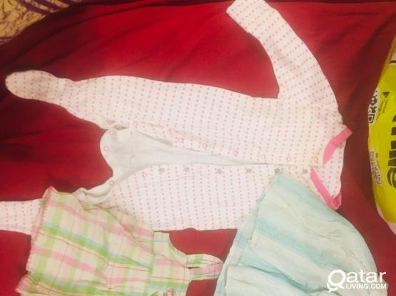 Baby stuff baby girl clothes 0-3 yrs pls refer pics.lots of items