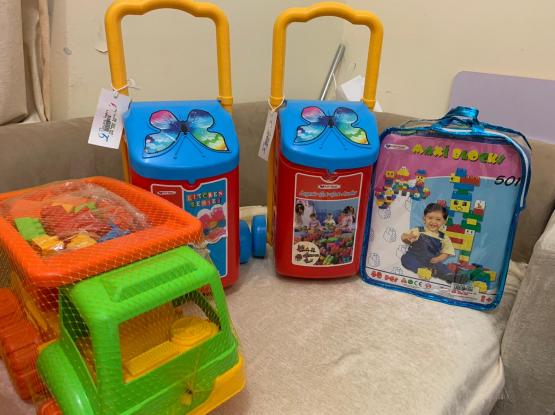 New children's toys
