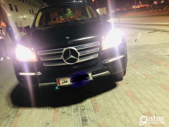 Mercedes GL 500 2011