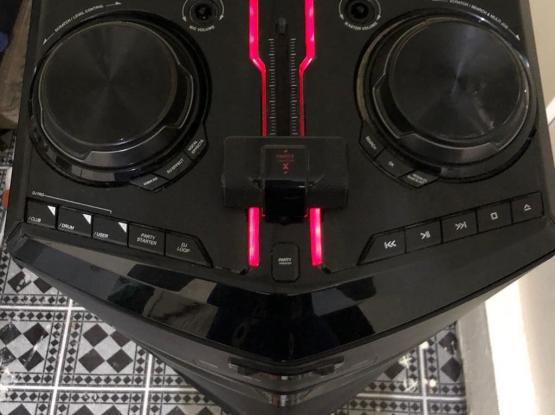 LG XBOOM HiFi System 1800w