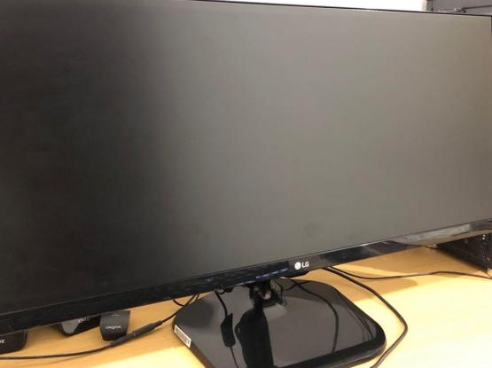 LG Ultra wide Monitor 29""