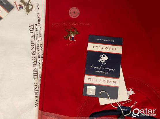 Original Beverly Hills Polo Club T-Shirts Men's