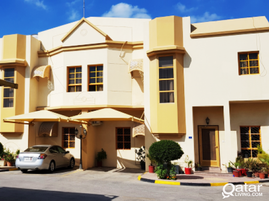 NO COMMISSION...FAMILY FURNISHED 4 BEDROOM COMPOUND AT  MATAR QADEEM