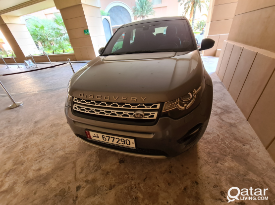 Land Rover Discovery Sport Standard 2015
