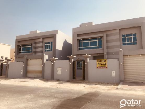10 BED ROOMS VILLA WITH/WITHOUT FURNITURE'S FOR EXECUTIVE STAFFS