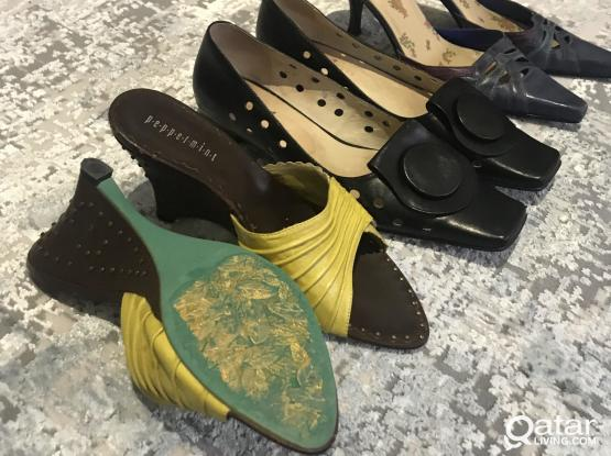 Good choice real leather shoes collection