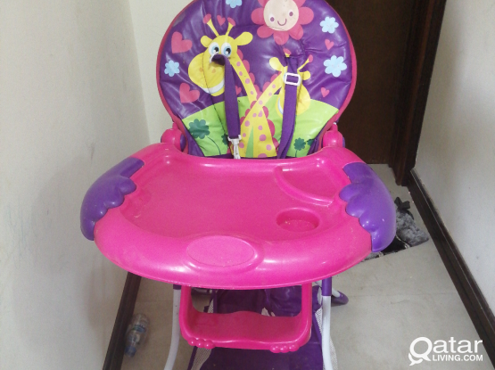High chair in very good condition.