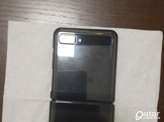 Samsung flip black
