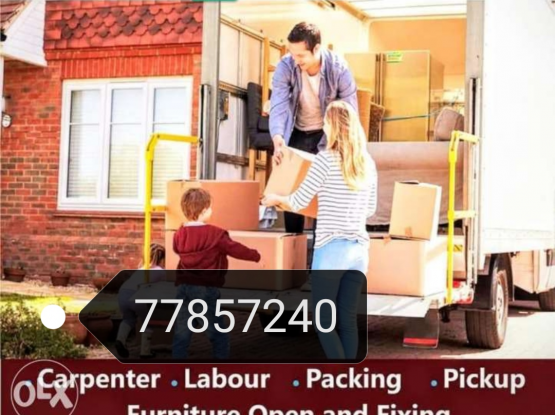 Doha moving service call- 33370219