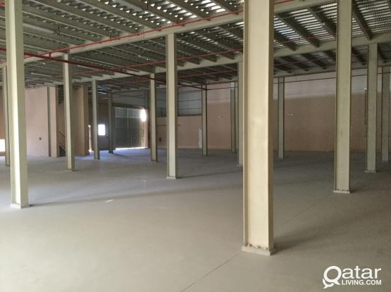 GENRAL STORE FOR RENT for rent in Industrial Area .1450 SQMTR