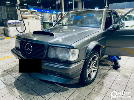 Mercedes E 1993