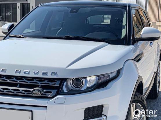 Land Rover Evoque 2015