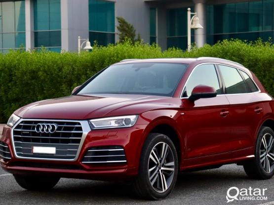 Audi Q5 S-Line 2018