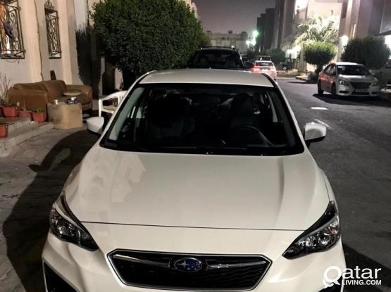 Subaru Imperza 2017