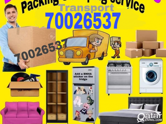Doha movers &Packers