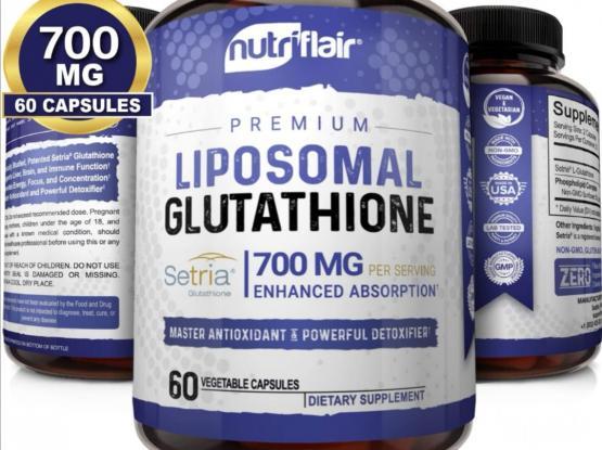 Glutathione Supplement