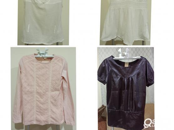 Girls / Womens Clothes Bundle - 5 QR