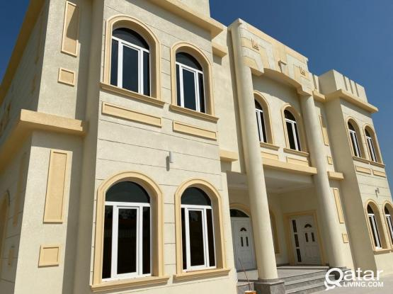 FREE 1 MONTH, NO COMMISSION, Huge Stand Alone Semi Commercial Villa in Onaiza