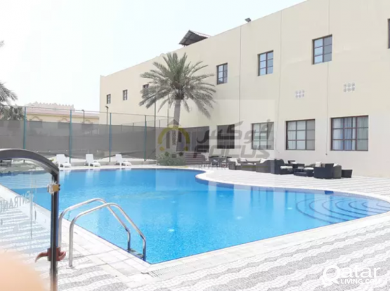 No commission 3 Bhk Spacious Compound Apartment at duhail