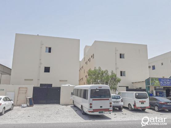 Labour camp available for Rent in industrial area street - 44,38,47