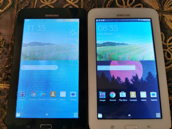 2 Samsung Tab 3 lite
