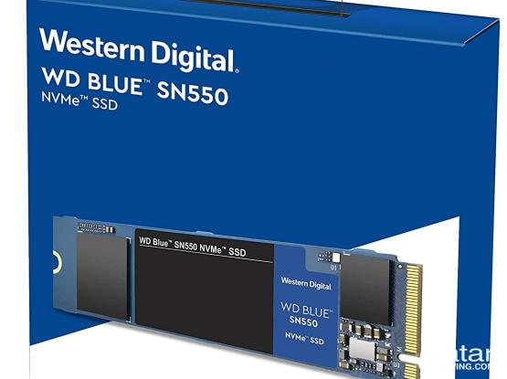 WD SSD Green/Blue (SATA / Nvme 2.0/2.1) & Caddy