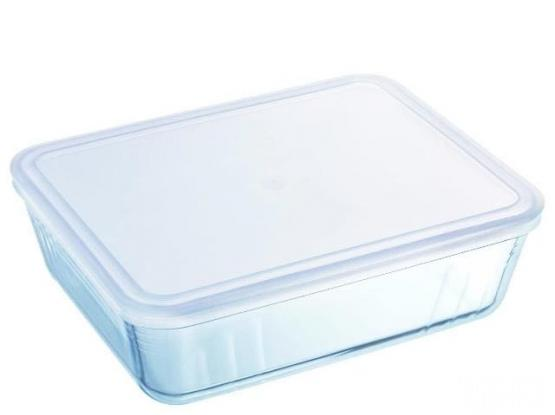 Pyrex Cook and Freeze (4L) Rectangular Dish with Lid