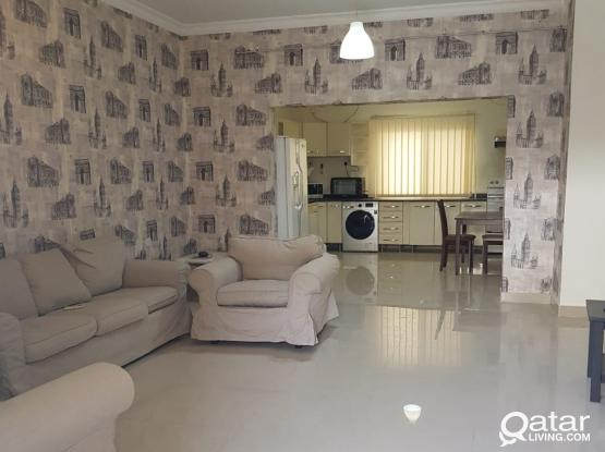 Huge fully furnished flat for rent at Bin Omran