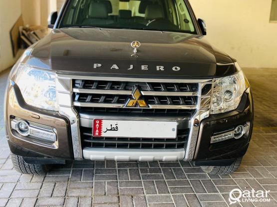 Mitsubishi Pajero 3.8L Gold Edition 2017