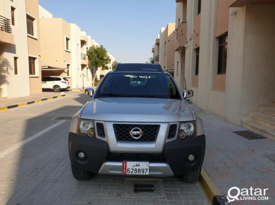 Nissan Xterra Off Road 2014