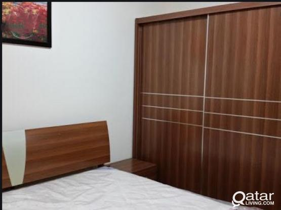 One Bedroom Apartment Fully Furnished @ Ghrafa