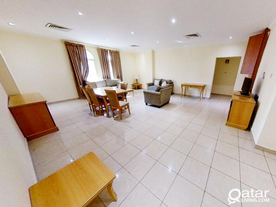 [1-Month Free] Furnished, 3 BHK Apartment in Muntazah