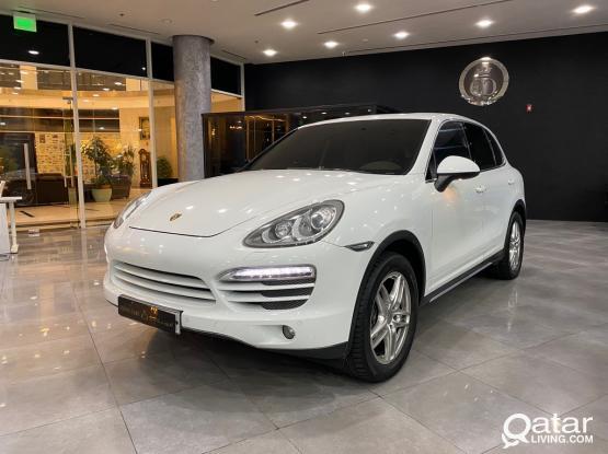 Porsche Cayenne Standard 2013