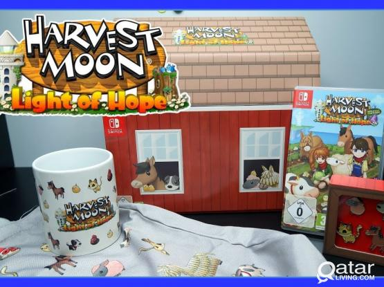 Harvest Moon Light of Hope Collectors Edition for nintendo switch