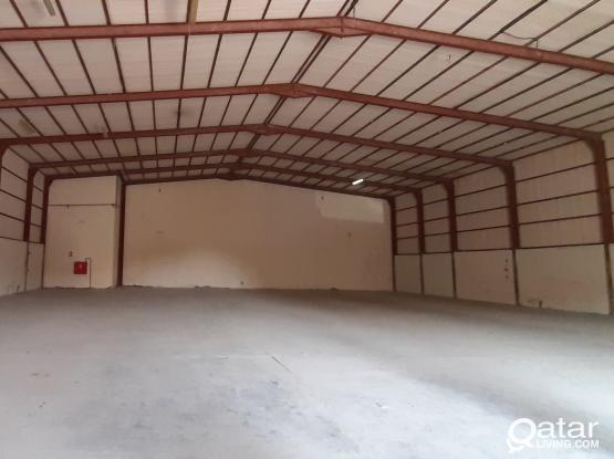 1500 SQM GARAGE FOR RENT IN INDUSTRIAL AREA
