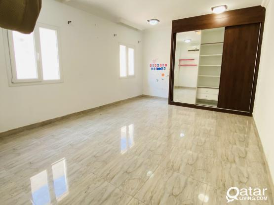 GROUND FLOOR 1BHK FOR RENT IN ABU HAMOUR