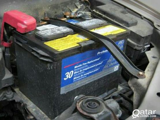 Battery Installing
