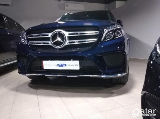 Mercedes GLS 500 2016