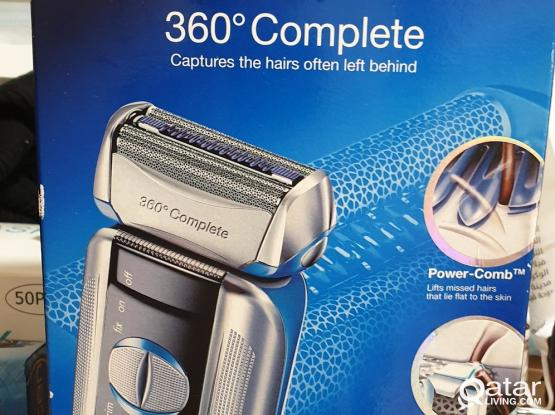 Braun 360 Complete Shaver for sale