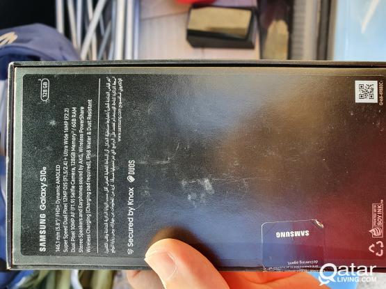 Samsung s10e excellent condition 128 gb
