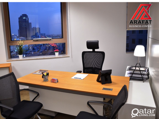 Upgrade your office to the premier level Barwa Towers