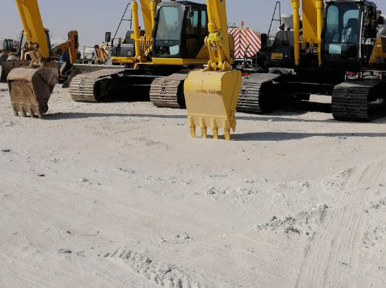 Hyundai Excavator 2020