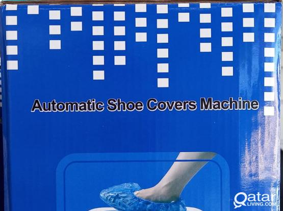 Automatic Shoe Covers Machine - Brand New