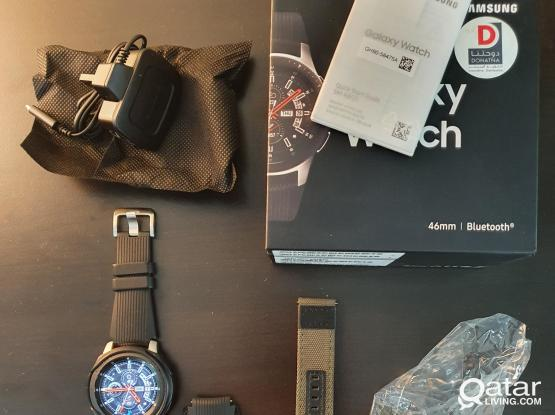 Samsung Galaxy Watch and Accessories