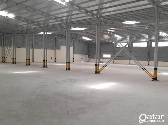 BRAND NEW STORE TOTAL AREA 5100 SQM IN BIRKAT AL AWAMEER