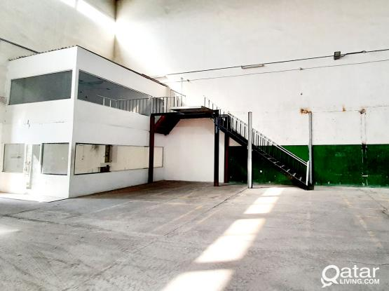650 SQM STORE FOR RENT IN INDUSTRIAL AREA