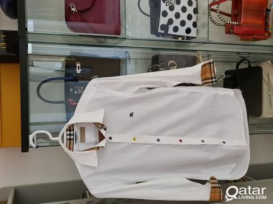 Luxury Men Shirt (Burberry, Paul  Shark)